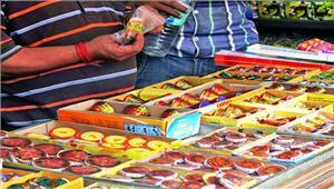 एनसीआर में पटाखों की बिक्री पर रोक से संघ सहमत नहीं