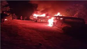 नागालैंड गोलीबारी में मेजर शहीद 4 उग्रवादी ढेर