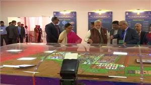 पीएम मोदी ने रिफाइनरी परियोजना की आधारशिला रखी