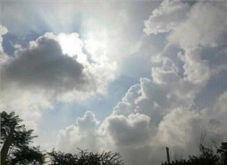 दिल्ली : आसमान में आंशिक तौर पर बादल छाए रहेंगे