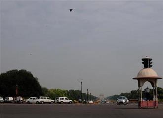 दिल्ली में दोपहर बाद हल्की बारिश होनेकेआसार