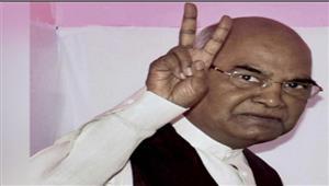 नेपाली राष्ट्रपतिने दी कोविंद को बधाई
