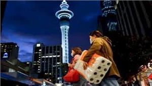 न्यूजीलैंड में भूकंप के झटकेमहसूस कियेगये