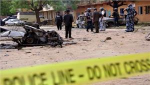 नाइजीरिया  आत्मघाती हमलों में 12 की मौत