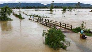 वियतनामभीषण बाढ़ में मरने वालों की संख्या बढ़कर 54 हुई