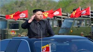प्रतिबंधों ने उत्तर कोरिया में राष्ट्रीय भावनाएं पैदा करने का काम किया किम जोंग-उन