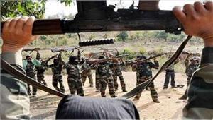 ओडिशा मेंनक्सली हमला sogजवान शहीद