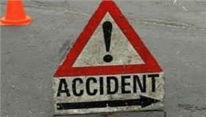 ओडिशा  सड़क दुर्घटना चार की मौत