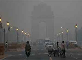 दिल्ली की आबोहवा में जहर