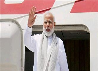 प.एशिया में भारत की नई शुरुआत