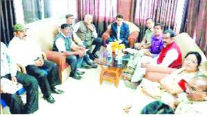 पिछड़ा वर्ग की मांगें पूरी नहीं होने पर किया जाएगा आंदोलन
