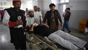 पाकिस्तानसरकारी कार्यालय के बाहर आत्मघाती हमले में 5 की मौत