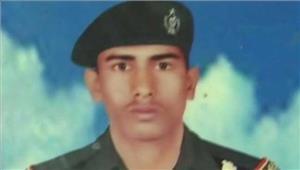 पाकिस्तान ने भारतीय सैनिक चंदू बाबूलाल को  रिहा किया