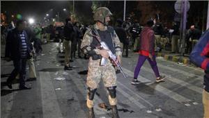 पाकिस्तान  बम विस्फोट में 22 लोगों की मौत 50 से अधिकघायल