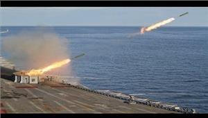 अरब सागर में पाकिस्तान ने दागी जहाज भेदी मिसाइल
