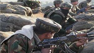 पाकिस्तानी सेना ने फिर किया संघर्षविराम का उल्लंघन