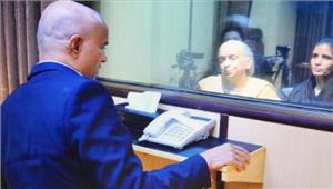 जाधव की माँ और पत्नी के साथ हुये दुर्व्यवहार की सत्ता पक्ष और विपक्ष ने की निंदा