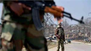 जम्मू-कश्मीर  पाकिस्तानने की गोलीबारीएक जवान शहीद
