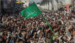 पाकिस्तानदरगाह विस्फोट के बाद कार्रवाई में 35 आतंकवादी ढेर