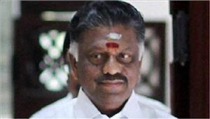 पनीरसेल्वम गुट ने गुप्त मतदान की मांग की
