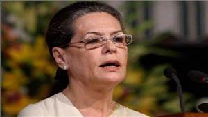 सोनिया गांधी ने परशुराम जयंती पर देशवासियों को बधाई दी