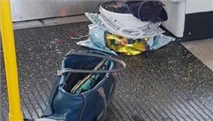 लंदनपारसन्स ग्रीन अंडरग्राउंड स्टेशन पर धमाका