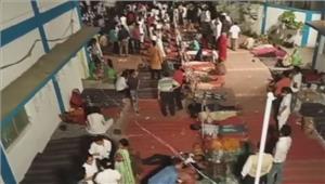 मध्य प्रदेश महाशिवरात्रि मेले मेंप्रसाद खानेसे करीब 100 लोग बीमार 