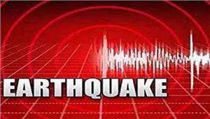 फिलीपींस  समर द्वीप में56 तीव्रता का भूकंप