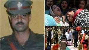 पुलिस अधिकारी की क्रूर हत्या जम्मू-कश्मीर में सरकार नाम की कोई भी चीज नहीं  भीम सिंह