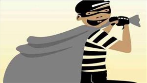 बंद मकानों में चोरी करने वाले शातिर चोर गिरफ्तार