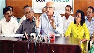राजनीतिक मामलों की कमेटी गठबंधन का फैसला करेगी  जीएफपी