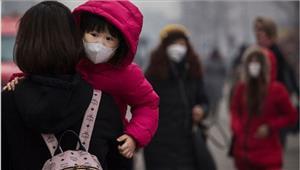 नववर्ष परचीन में प्रदूषण को लेकर अलर्ट जारी