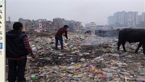 शहर में खतरनाक स्तर पर पहुंचा प्रदूषण का स्तर