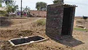 शौचालय के लिए बनाए गए गड्ढे में गिर कर 3 साल केबच्चे की मौत