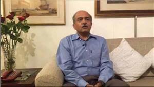 प्रशांत भूषण ने भगवान कृष्ण पर टिप्पणी के लिए मांगीमाफी