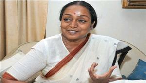राष्ट्रपति चुनाव  बुधवार को नामांकन करेंगीमीरा कुमार