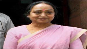 राष्ट्रपति चुनाव में जाति कोमुद्दा बनाया जा रहा मीरा कुमार