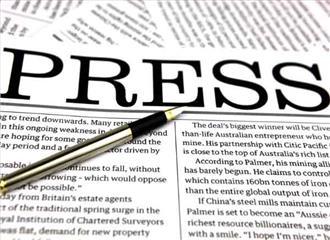 प्रेस को अनुशासन की जरूरत नहीं