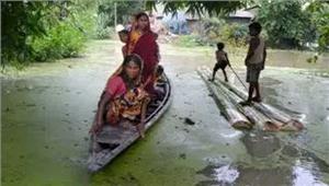 प्रधानमंत्री नेलीअसम बाढ़स्थिति की जानकारी