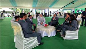 दो दिवसीय दौरे पर प्रधानमंत्रीपहुंचेगुजरात