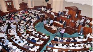 गुरजीत सिंह के मुद्दे परपंजाब विधानसभा की कार्यवाही 3बार स्थगित
