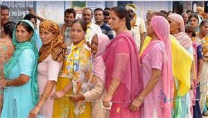 पंजाब चुनाव दोपहर1 बजे तक32 प्रतिशत मतदान