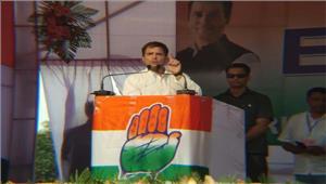 आरएसएस नेता रवींद्र गोसाईकी हत्या कीराहुल ने कड़ी निंदा की