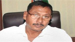 रेल राज्य मंत्री नेत्रिपुरा सरकार पर असहयोग करने का लगायाअारोप