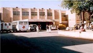 मथुरादास माथुर अस्पताल के वार्ड में लगीआग