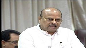 रामकृष्णुडु ने 157 लाख करोड़ रुपये का बजट पेश किया
