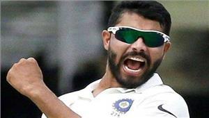 रांची टेस्ट  जडेजा ने आस्ट्रेलिया को बैकफुट पर धकेला