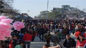 स्वतंत्रता दिवस साप्ताहांत के लिए हिमाचल में पर्यटकों की भीड़