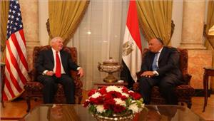 आतंकवाद के खिलाफ लड़ाई में मिस्र का साथ देगा अमेरिका रेक्स टिलरसन