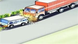 गोवा  रोड दुर्घटना मेंछह लोगों की मौत